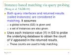 instance based matching via query probing wang et al vldb 04