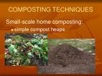 composting techniques