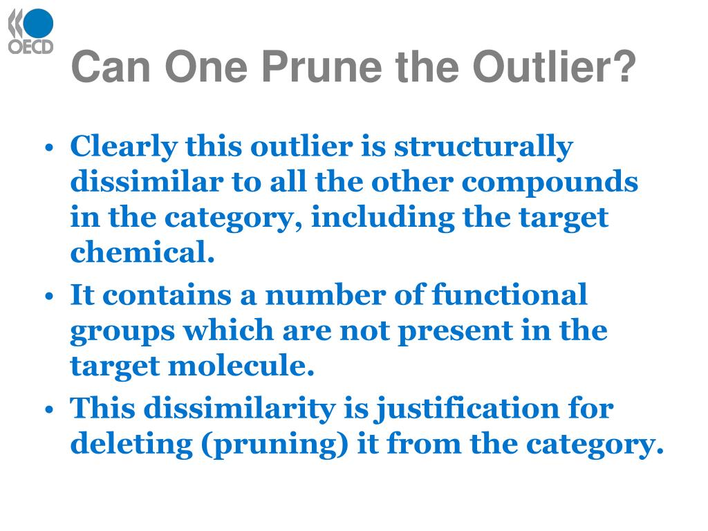 Can One Prune the Outlier?