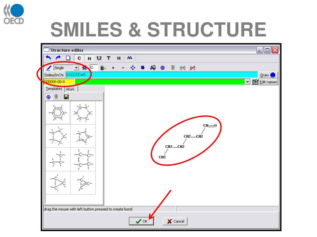 SMILES & STRUCTURE