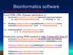 bioinformatics software20