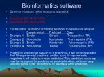 bioinformatics software24