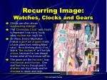 recurring image watches clocks and gears1