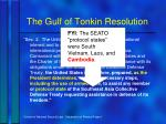 the gulf of tonkin resolution1