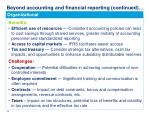 beyond accounting and financial reporting continued1