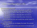 basic configuration 4