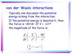 van der waals interactions8