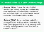 19 3 what can we do to slow climate change
