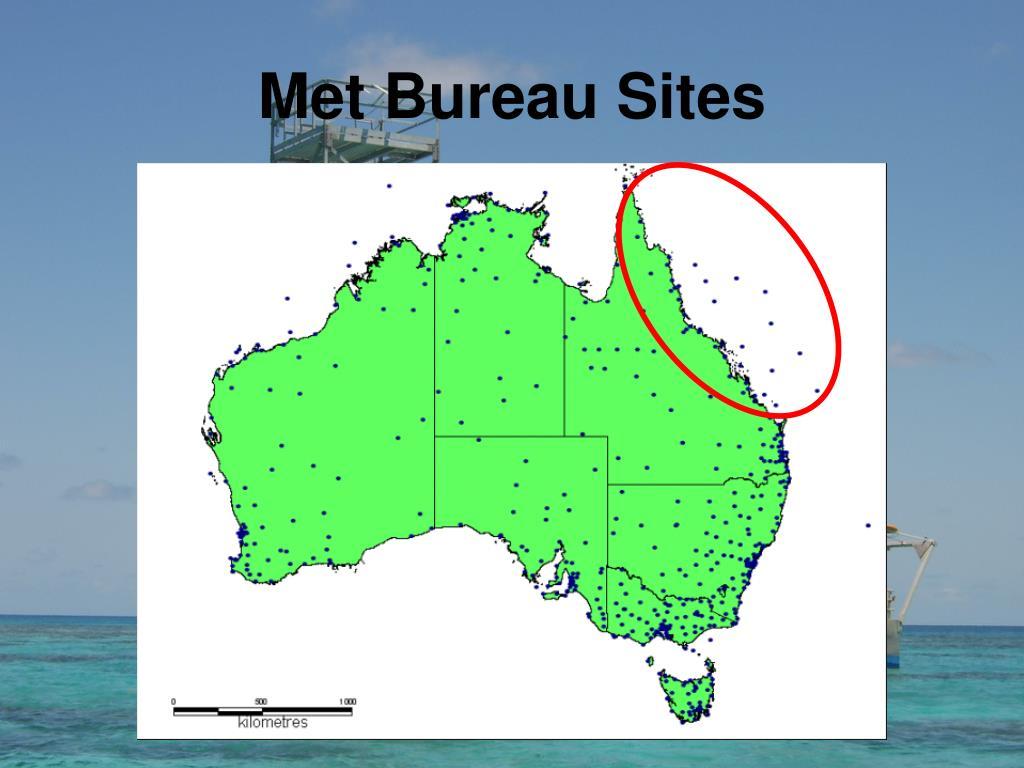 Met Bureau Sites