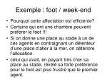 exemple foot week end1