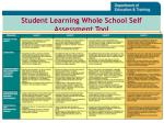 student learning whole school self assessment tool1