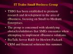 it tralee small business group