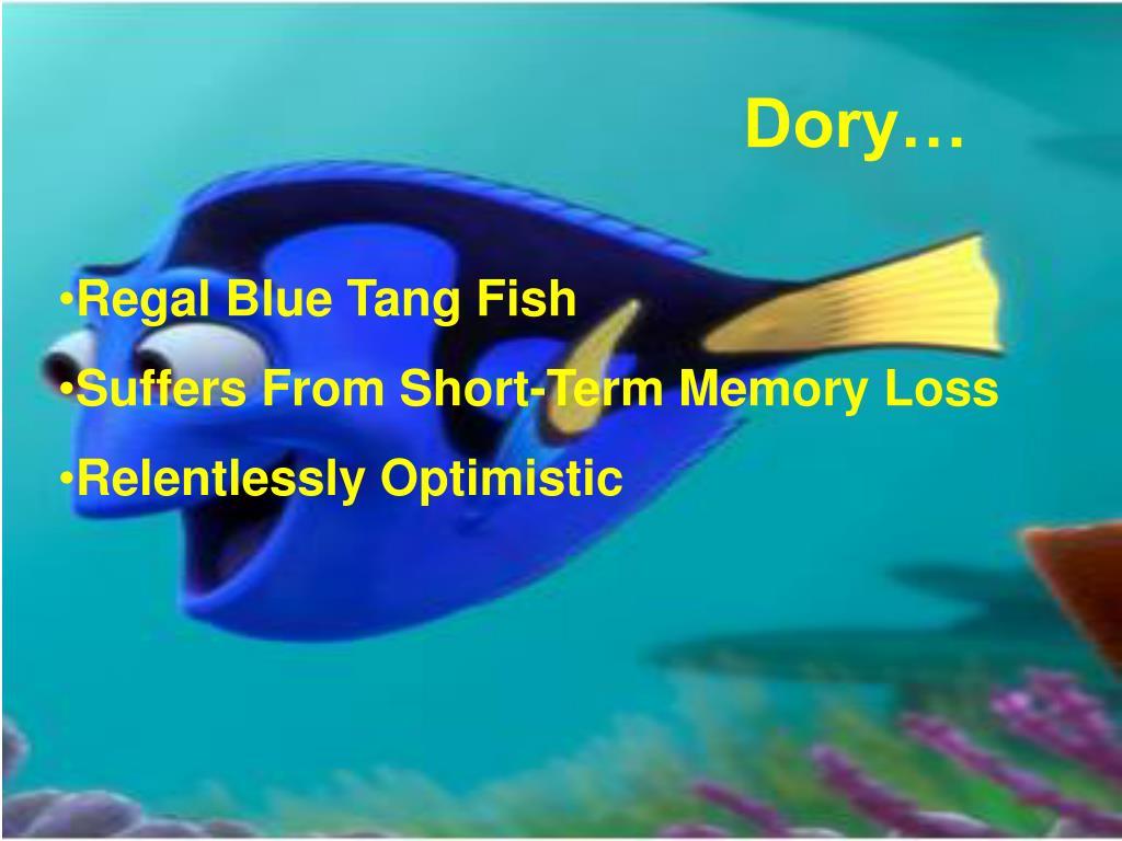 Dory…