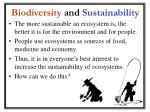 biodiversity and sustainability2
