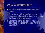 what is robolab