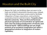 houston and the built city2