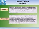 jesus cristo a prega o1