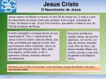 jesus cristo o nascimento de jesus