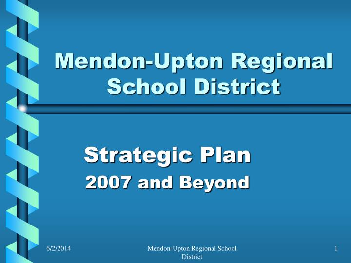 mendon upton regional school district n.