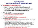 hypothyreose neuropsychiatrische manifestationen1