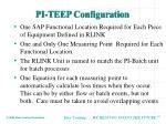pi teep configuration1