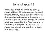 john chapter 1315