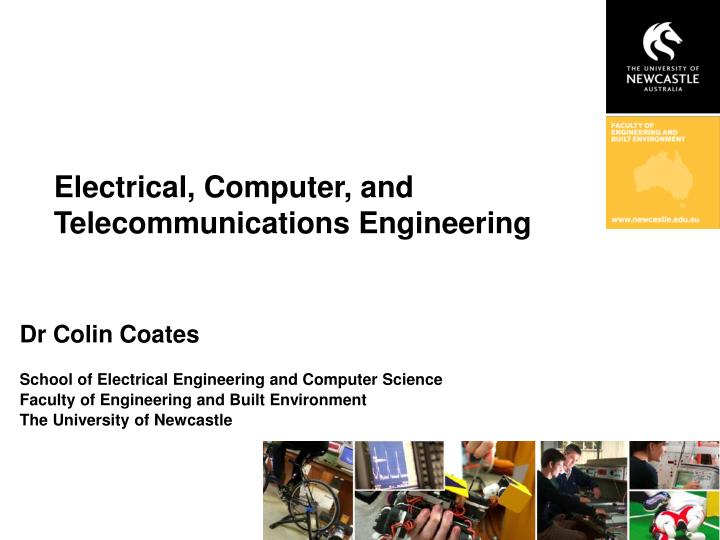 electrical computer and telecommunications engineering n.