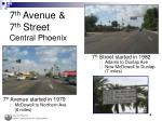 7 th avenue 7 th street central phoenix