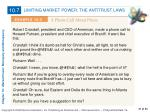 limiting market power the antitrust laws4