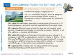 limiting market power the antitrust laws6