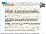 limiting market power the antitrust laws7