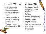 latent tb vs active tb