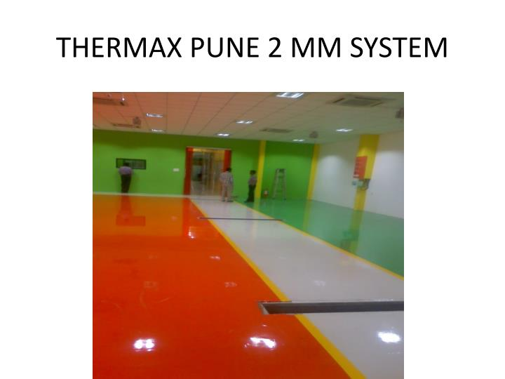 thermax pune 2 mm system n.