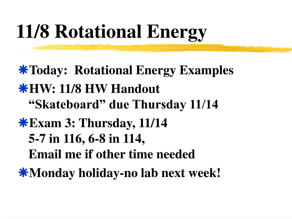 11 8 rotational energy l.