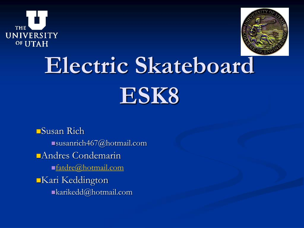 electric skateboard esk8 l.