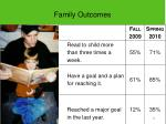 family outcomes1