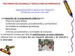 organizaci n y modos de trabajo niveles de concreci n curricular2
