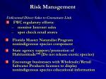 risk management44