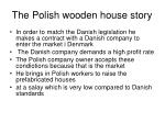 the polish wooden house story1