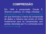 compress o5