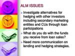 alm issues1