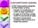 cuso mortgage lending3