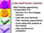 cuso mortgage lending4