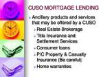cuso mortgage lending7