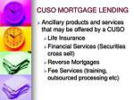 cuso mortgage lending8