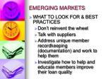 emerging markets3