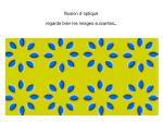 illusion d optique regarde bien les images suivantes