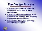 the design process1