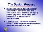 the design process4
