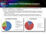 application rationalization analysis